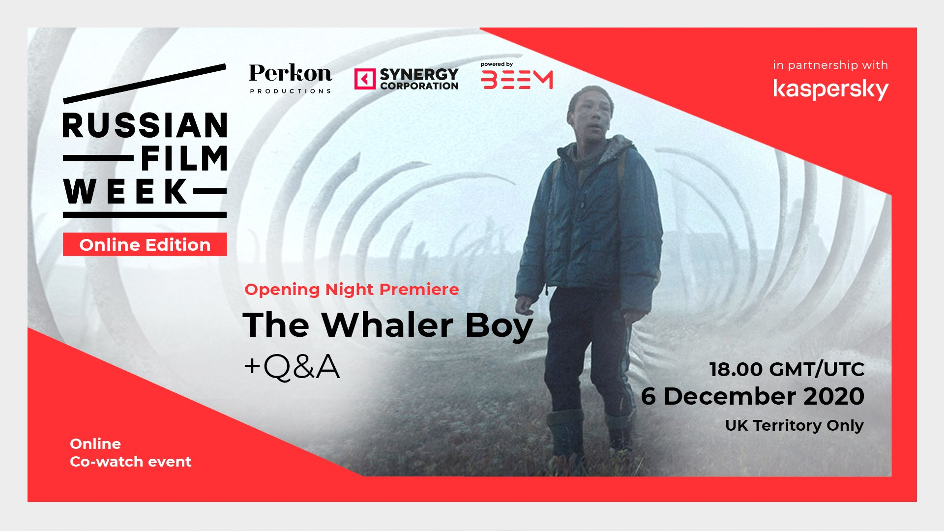 rfw opening night premiere: the whaler boy + q&a